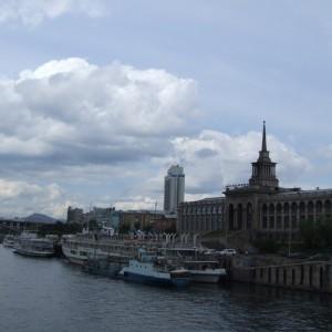 Прощай, Красноярск!
