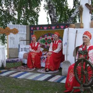 Радушный прием в с.Казачинское