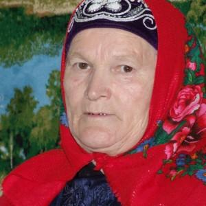 Портреты прихожанок новой мечети в с.Пировское