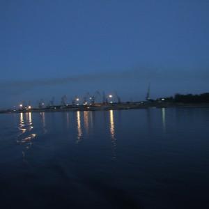 Портовый терминал «Лесосибирск»