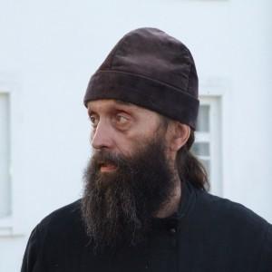 Монах Нил в Спасо-Преображенском монастыре. Енисейск