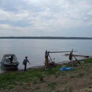 Проверка на реке