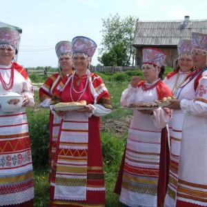Встреча в с.Усть-Кемь