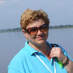 Редактор газеты «Емельяновские веси» Марина Луц