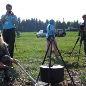 Лук надо обязательно поджарить на оливковом масле… считает Елена Уляшева – редактор газеты «МК в Красноярске»