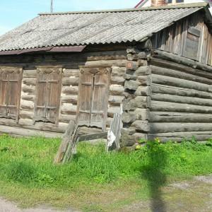 100 лет назад в таких домах жили прихожане