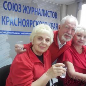 Ветераны прессы вспоминают Астафьева