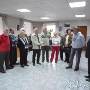 Открытие фотовыставки в Доме журналиста Красноярска