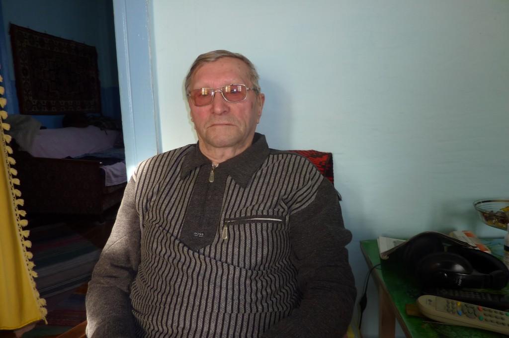 Александр Яковлевич Шадт