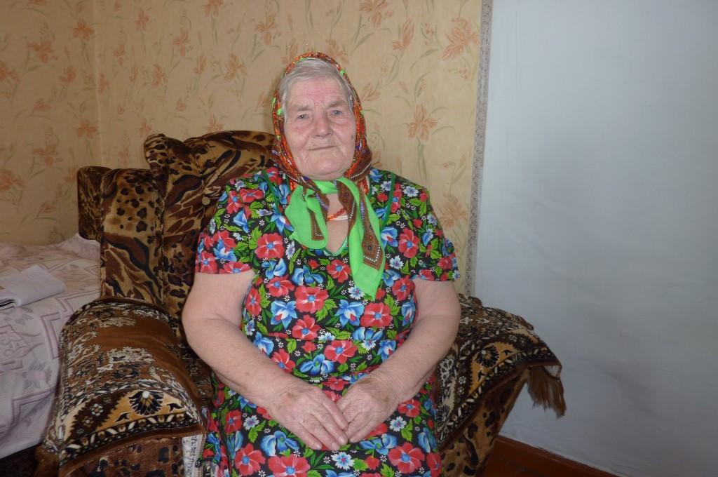 Пелагея Николаевна Брюханова