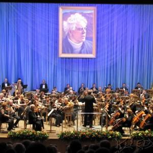 Концерт в МКЗ памяти В.Астафьева