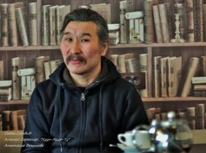 Алексей Сарыглар, перкуссионист, м