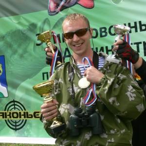 Пять часов эмоций  Александр Шестаков, чемпион