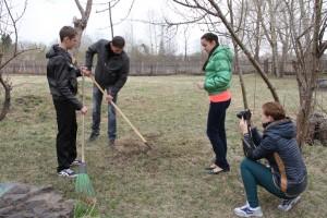 Чистый май - участвуй, прибирай, снимай! фото Ирины Улановой