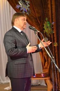 Приветственное слово председателя Союза журналистов Красноярского края Василия Нелюбина