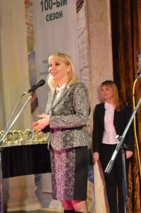 Приветственное слово заместителя губернатора Красноярского края Инессы Акентьевой