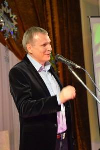 Слово председателю жюри конкурса Красноярские перья 2014 Олегу Тихомирову