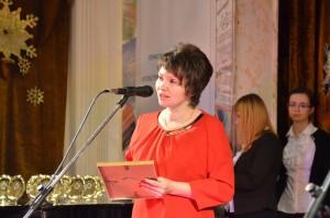 Лучший очеркист года Вера Виноградова, Дивногорск