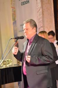 Член жюри Дмитрий Голованов