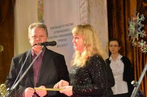 Приз за Журналистское расследование получает Елена Лалетина, газета Наш Красноярский край