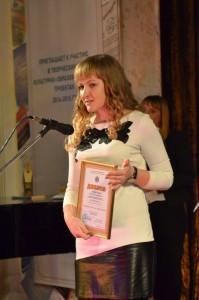 Ольга Тишенина, телерепортер года, телеканал Енисей