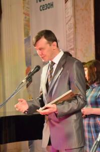 Автор лучшего телевизионного документального фильма Дмитрий Бызов, ГТРК Красноярск