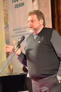Член жюри Виталий Иванов