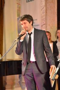Специальный приз жури получает Александр Шестериков, газета Канские ведомости