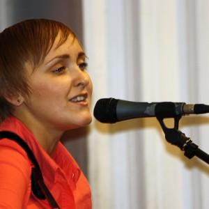 Обладательница Гран-при конкурса Ольга Нигматулина, ГТРК Красноярск