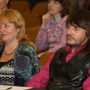 В жюри: журналист Геннадий Каледа и композитор Светлана Кравченко