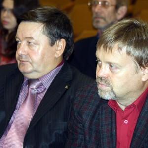 Александр Кузнецов и Василий Нелюбин