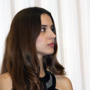 Ведущая конкурса Мария Семенова