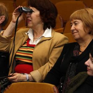 Известный тележурналист Лидия Рождественская присматривается