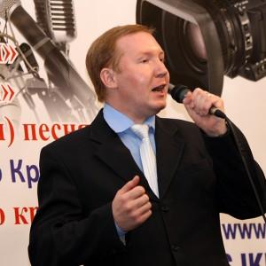 Гость конкурса Дмитрий   Власенко, звонарь  храма Архангела Михаила