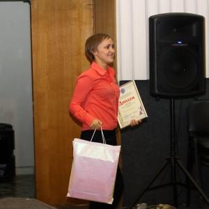 Открытие конкурса - Ольга Нигматулина, автор и исполнитель