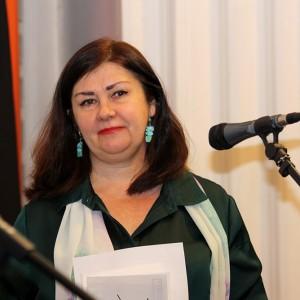 Главный организатор конкурса Споемте, друзья - 2013  Галина Захаренко