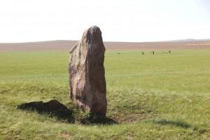 В Хакасии древния захоронения на каждом шагу