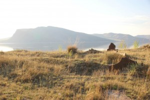 К горе Оглахты у хакасских властей более трепетное отношение