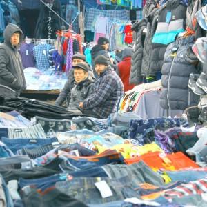 Спокойно ли на рынках Красноярска?