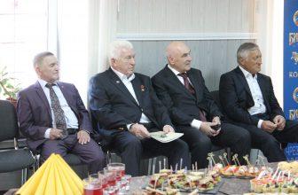 7 июня в Красноярском Доме журналиста состоялось открытие выставки «День города: ретроспектива праздника».