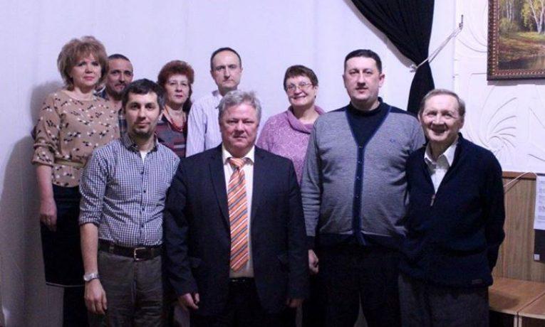 Состоялась встреча с коллегами из Канска