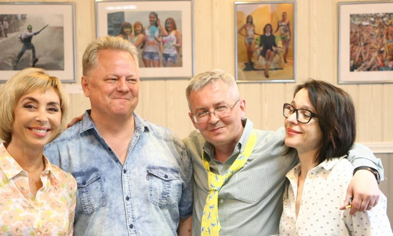 В Доме журналиста открылась фотовыставка красноярского журналиста Андрея Афанасьева