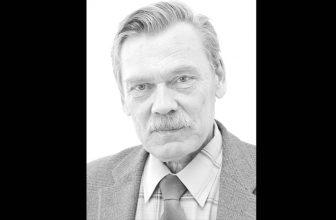 Ушёл из жизни Александр Бояркин