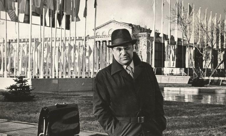 Фотовыставка памяти Юрия Фёдоровича Бармина