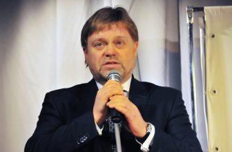 Председатель Союза журналистов Красноярского края Василий Нелюбин про «День российской печати»