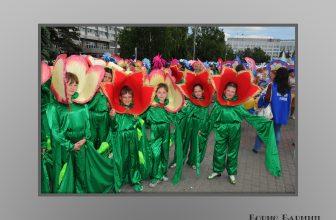 День города глазами красноярских фотожурналистов