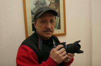 В Доме журналиста открылась фотовыставка памяти Бориса Бармина