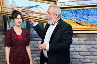 Выставка Владимира Медведева переместилась из Красноярского Дома журналистов в галерею «АйнArta»