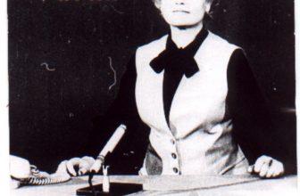 Марианна Кусаковская, диктор милостью Божьей