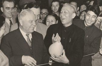 Фото ТАСС за январь-февраль 1956